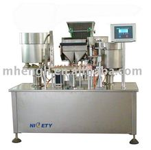 WJ-1 integrated counting and packaging machine for pearls