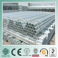 Q195 Hot dipped galvanized steel pipe from Tang shan China