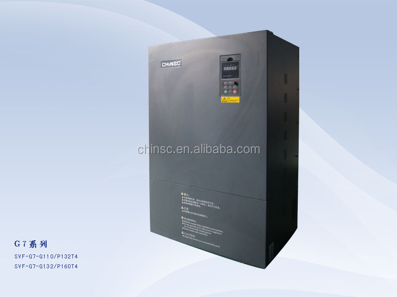 110 kw Variable Speed Drive VFD/VSD/AC Motor Drive 380V 0.4kW-450kW Frequency inverter
