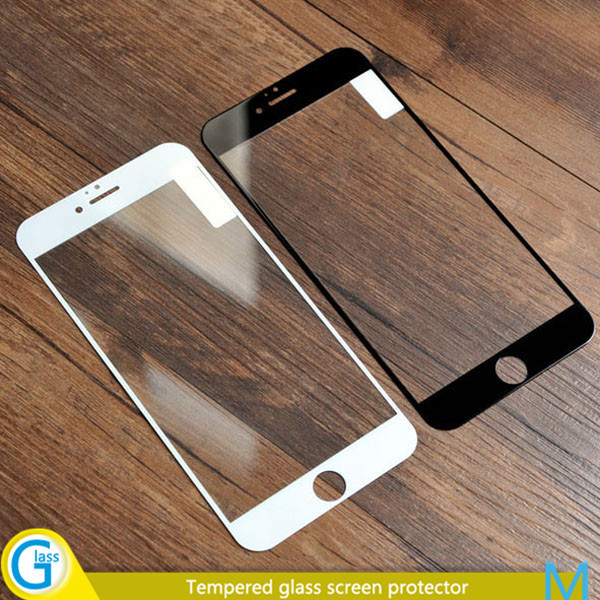 Mobile phone accessories glass screen protector for iphone 6