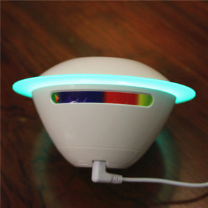 UFO shape living colors light with 256 colors color changing led mood light (X1809)