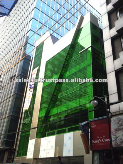 High Functional Glass and Clear float glass - Structure Building Glass