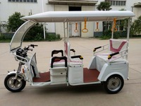 China best price three wheel motorcycle rickshaw tricycle 60V1000W