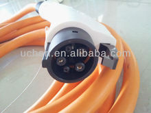 SAE J1772 Electric vehicle Connector/ J1772 16A 240V Electric Vehicle Plug and Lead