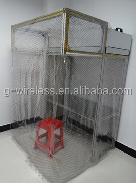 Cost-effective Dust Free Refurbishment Work Anti Static Cleaning Room For LCD Refurbishment