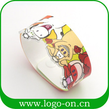 kawaii animal pvc friendship bracelets