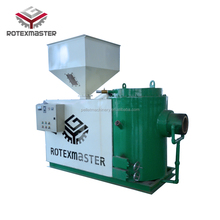 Good selling biomass wood pellet burner replace gas/oil/coal burner for steam boiler