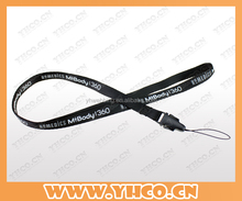 trade assurance service cheap bulk polyester police whistle lanyards