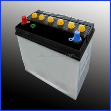 55D23R dry batteries prices in pakistan 12v 60ah battery