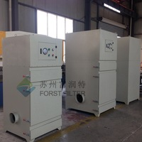 FORST High Efficiency Industrial Dust Filter Fume Extraction System