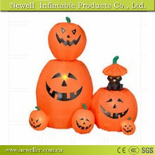 Hot sale infant inflatable pumpkin costume For sale