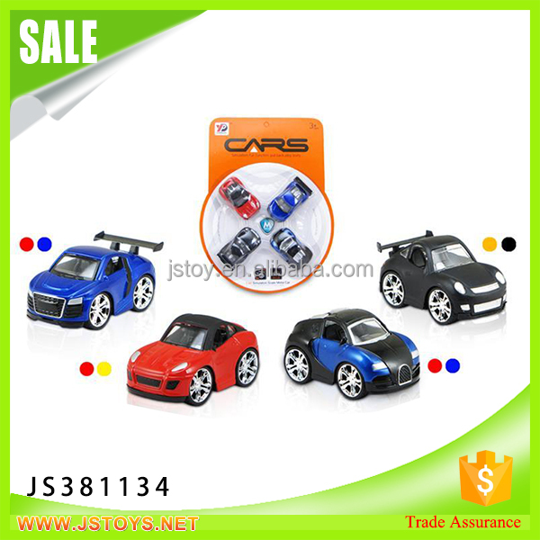 Manufactory smart car diecast toys diecast cars in China