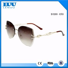 Italy Design CE New Metal Best Wholesale In China Fashionable Sunglasses