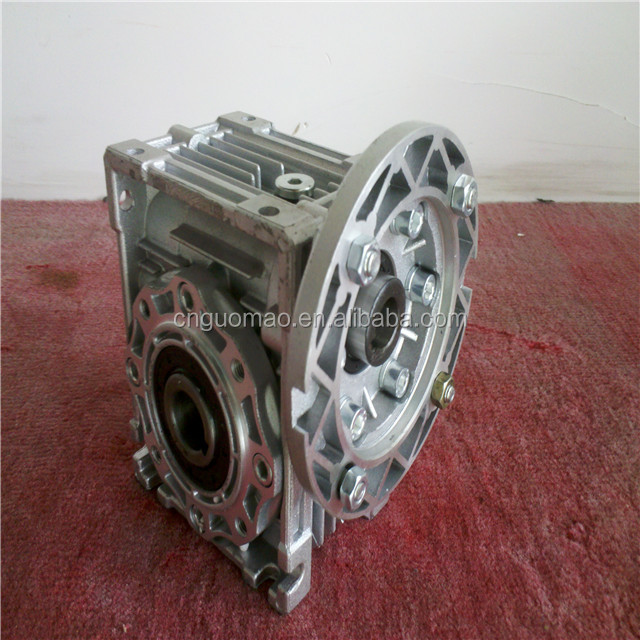 High quality nmrv 025/030/040/050/063/075/090/110 /130worm gearbox reducer