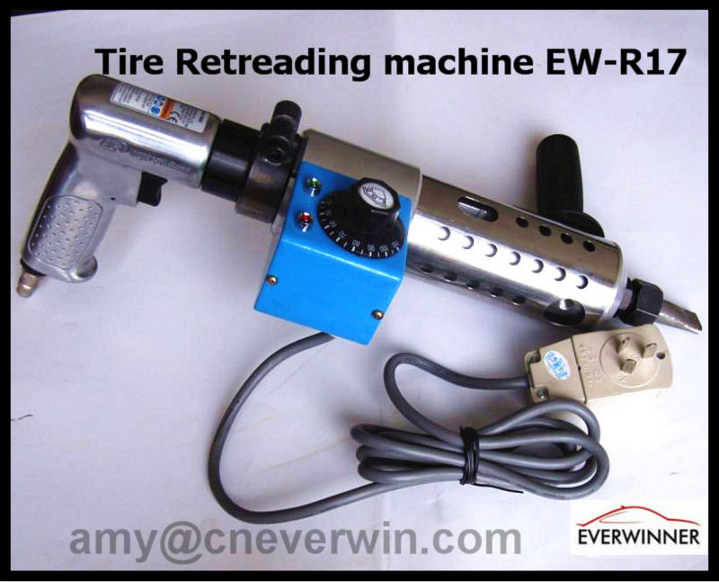 car Tire retreading machine EW-R17