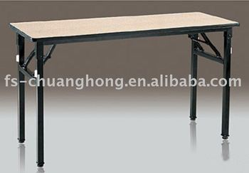 Yc t173 restaurant table with folding leg buy restaurant for Table cuisine retractable