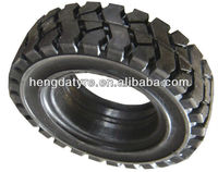 High quality industrial forklift press-on solid tyre 7.00-9