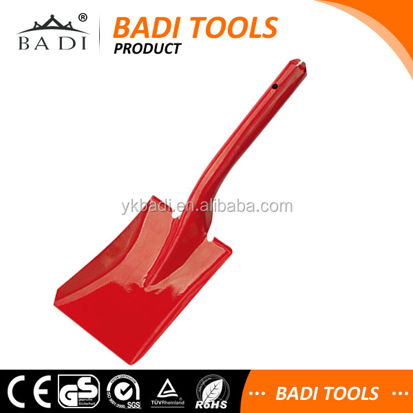 BADI garden shovel miniature shovels/Kids garden metal shovel