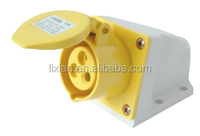 yueqing No.1 industrial plug adapters electrical industrial plugs and sockets LX-113/123
