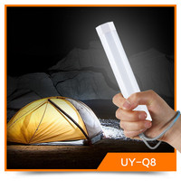 UY-Q8 Chinese Aluminum Led Strong Light Replacement Led Flashlight Bulbs For Motorcycle