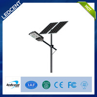 wind solar-power auto hybird charge controller integrated led street light
