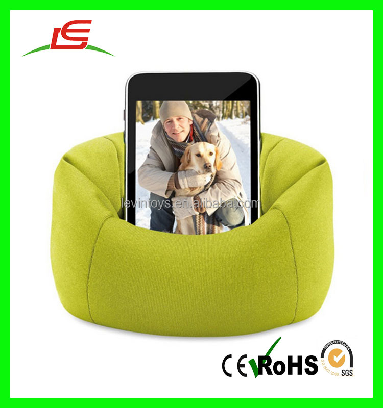 High quality animal shaped plush mobile phone holder funny cell phone holder plush toy