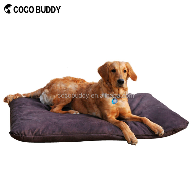 Luxury Handmade Suede Dog Bed Soft Cashmere Pet Bed