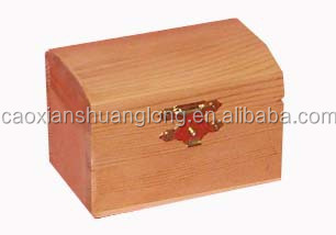 Lovely Small Unfinished Wooden Boxes To Decorate, High Quality Unfinished Wooden Boxes For Crafts,Cheap Small Wooden Gift Box
