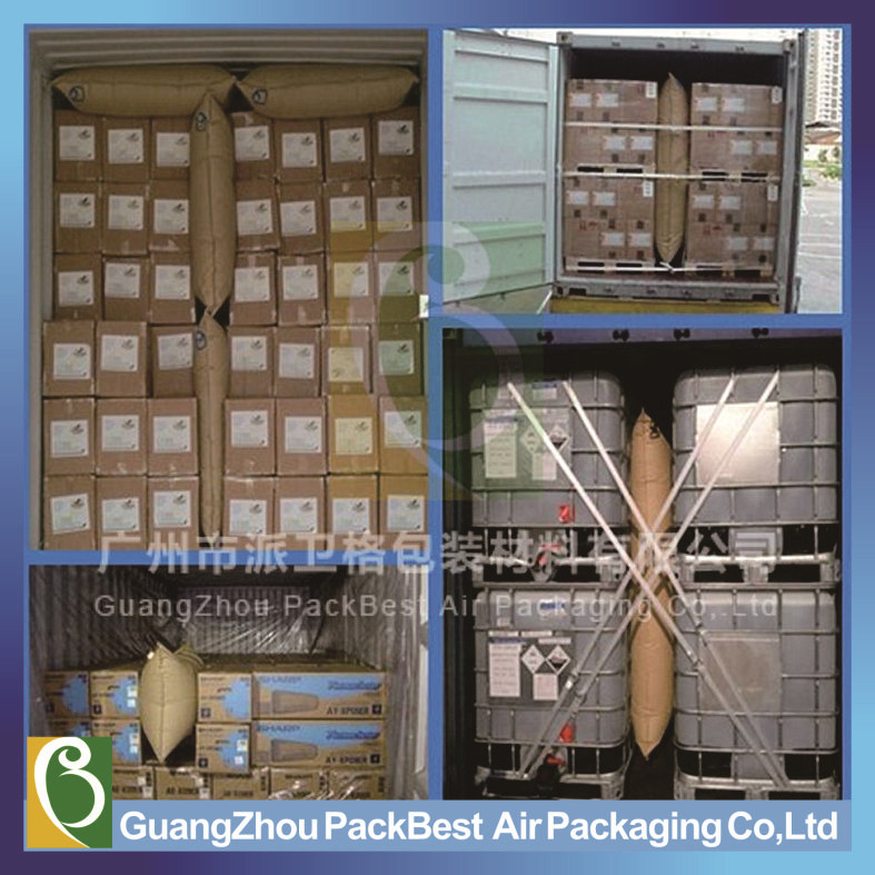 High strength pp dunnage bag, pp woven air dunnage bag