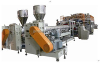 China low price acp sheet production line machines