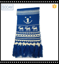 Winter warm high quality fashionable magic knit scarves
