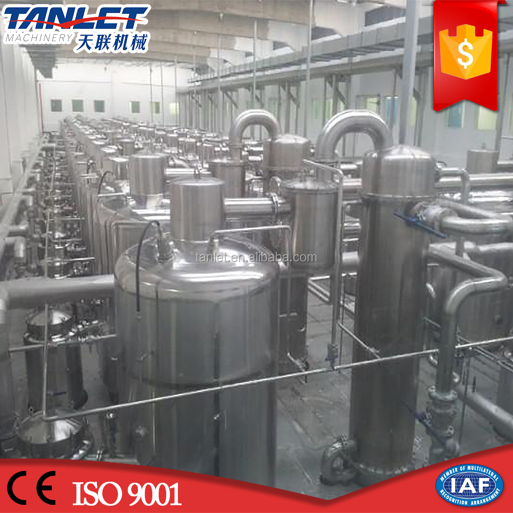 food concentrator machine