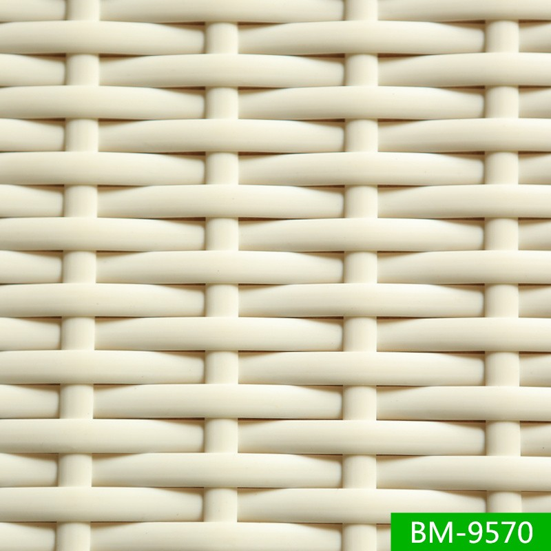Hot Sale 2000 Hours Tested Erosion-resisting Synthetic Fiber of Wicker Furniture