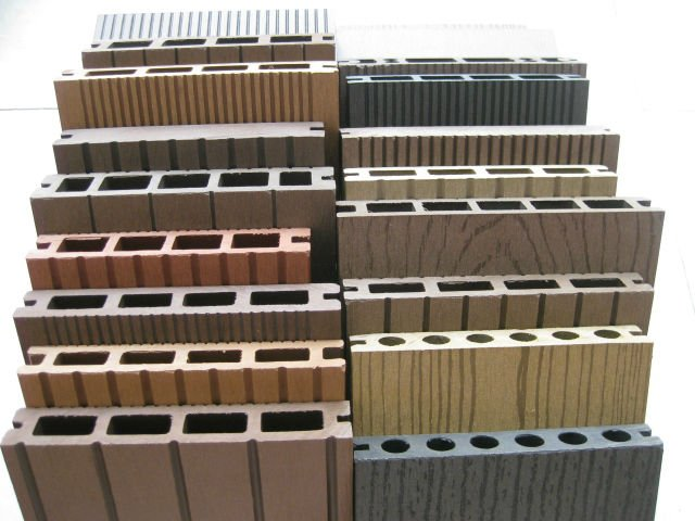 Anti-corrosion/Various colors WPC decking,passed CE