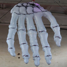 Inflatable Halloween Skeleton Hand for Sale