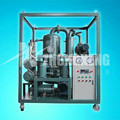 Mobile Circuit Breaker Oil Purifier Dielectric Oil Filter Machine