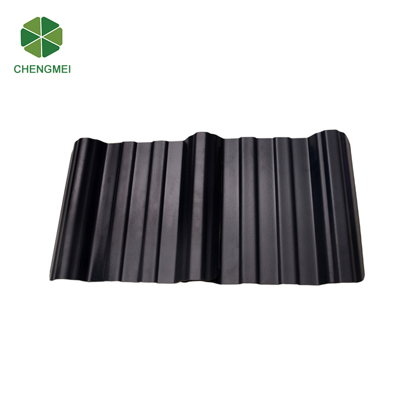 Environment Friendly Plastic Easy Installation ASA Pvc Resin Roof sheets