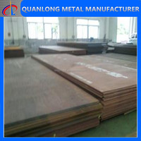 hot rolled wear resistant steel sheet/coil/plate for construction
