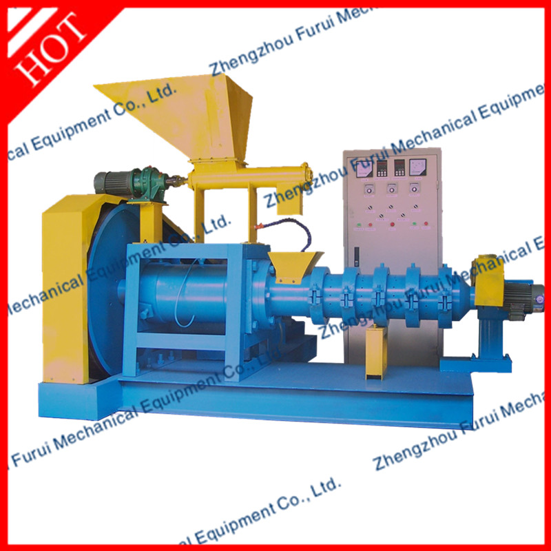 2014 hot well machine to make animal food/extruder for pet food/dog food pellet making machine