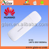 universal network 900/2100MHz E153 3g wireless USB modem in stock