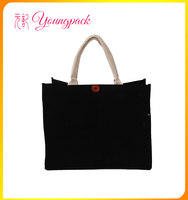 High Quality Promotional Custom Cotton Net Shopping Bags