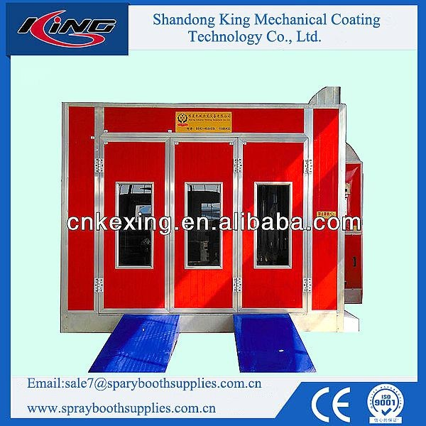 KX3200B Energy saving auto car painting oven with CE approved