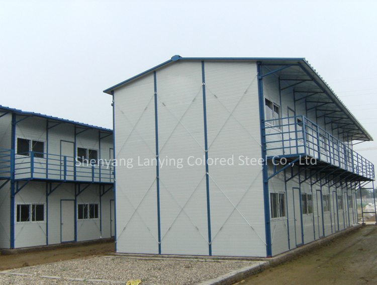 China prefabricated houses for export
