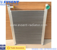 Oil cooling/Oil cooler for engine ZAX 120