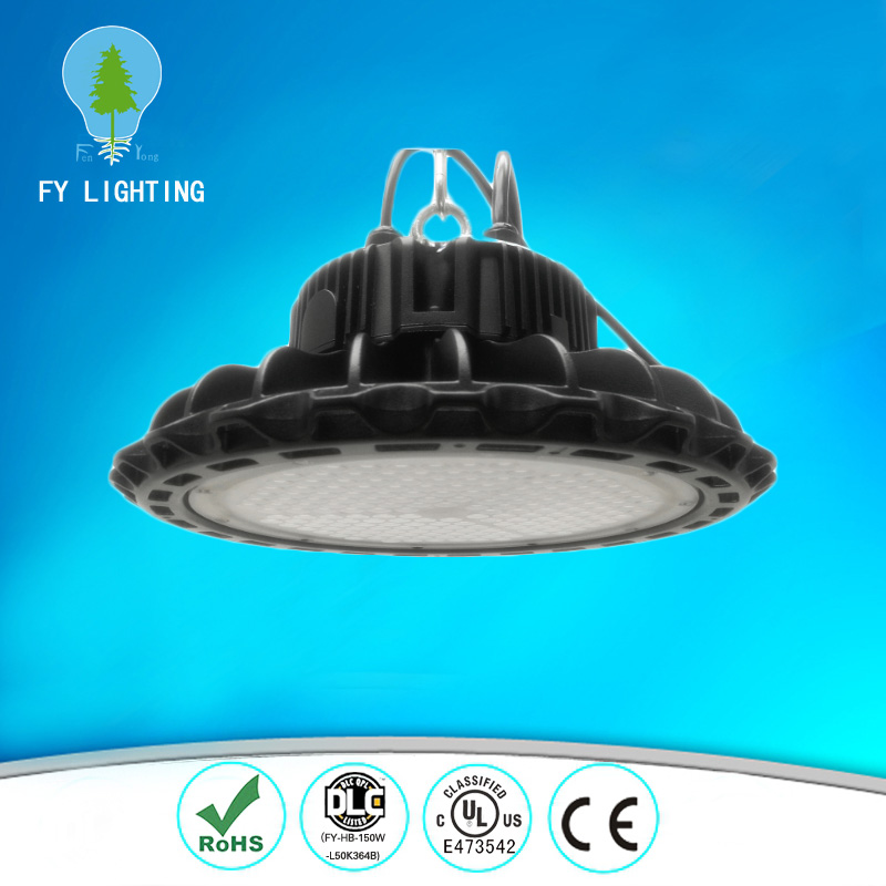 5 Years Warranty 150lm/w 100W led ufo 200watt high bay light