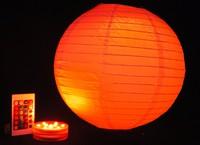 Dewalt battery replacemant LED paper lantern light battery led accent lighting