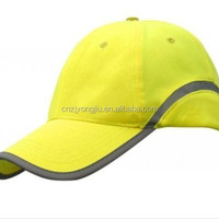 Reflective Cap Safety Hat Motorcycle People