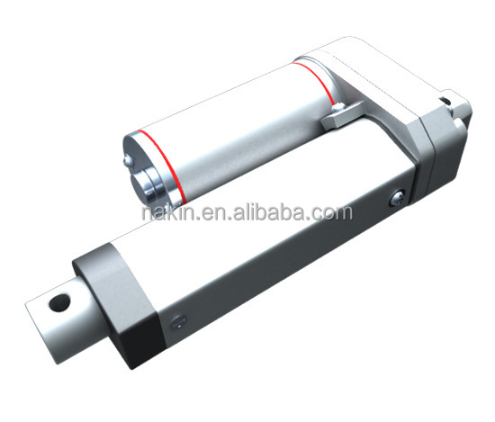 Linear Actuator With Encoder Control System