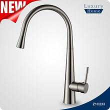 Pull out kitchen sink single lever watermark tapware