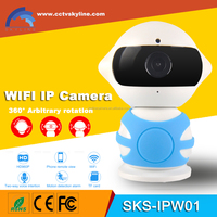 Mini smart home IP camera wireless wifi surveillance cameras Hd network monitoring camera phones to see shares
